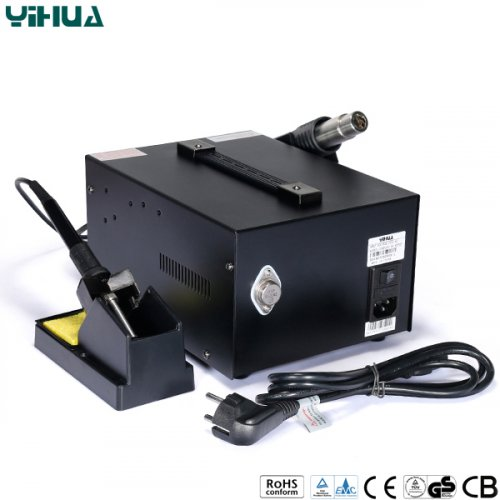 Σταθμός θερμού αέρα με κολλητήρι 250W YH-853D YiHua