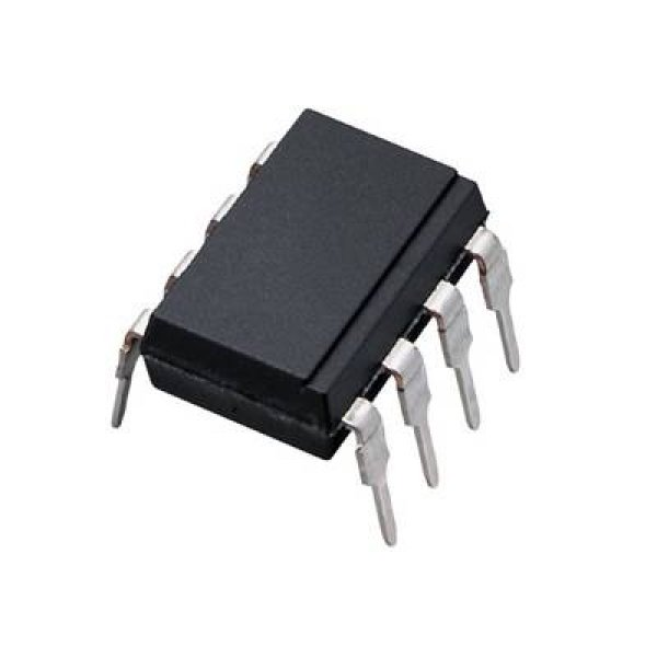 IC Operational Amplifiers Dual Low Noise PDIP-8 NE5532AP