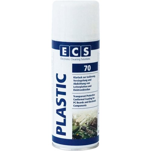 Σπρέι πλαστικοποίησης 400ml PLASTIC/ECS CRAMOLIN