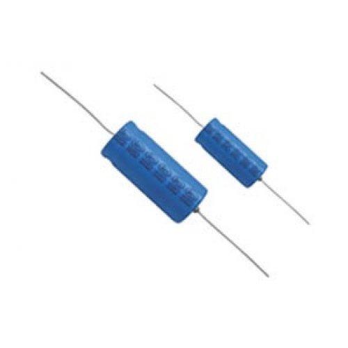 Πυκνωτής ηλεκτρολυτικός axial SK16V68μf 85*C 6x12mm LELON