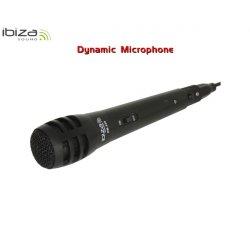 Μικρόφωνο δυναμικό χειρός DM338 Ibiza Sound