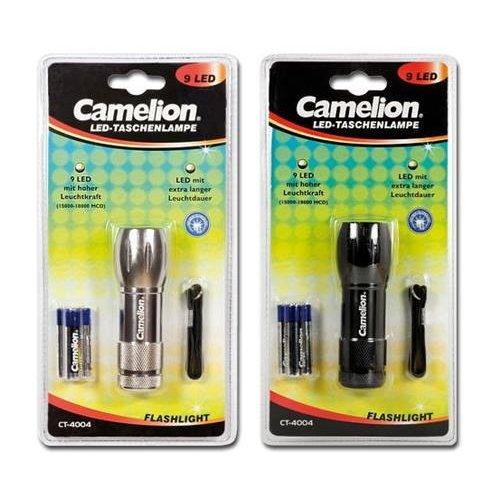 Φακός 3 x AAA 9 led 130 lumens CT4004 Camelion