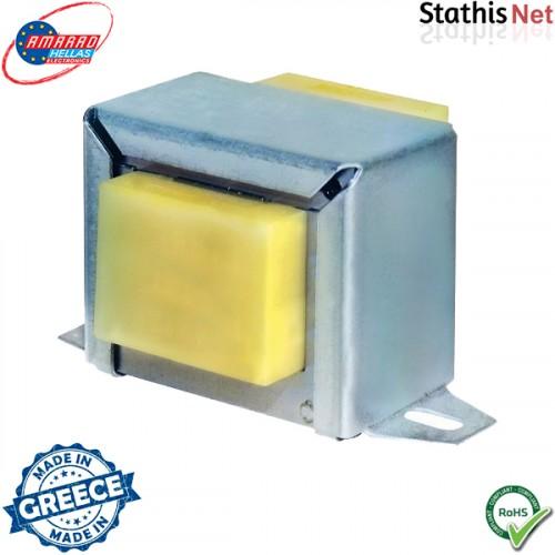 Μετασχηματιστής 380V->1x24V 8W