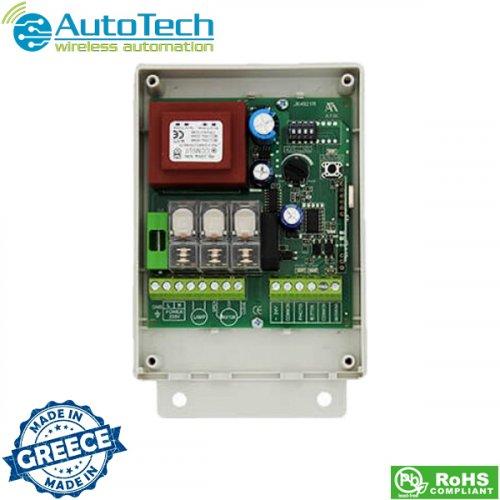 Πλακέτα τηλεχειρισμού ρολλών 433,92 Mhz R2010 Autotech