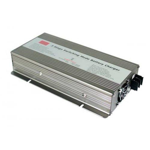 Φορτιστής μπαταριών 12V 24.3A PFC PB-360P-12 MEAN WELL