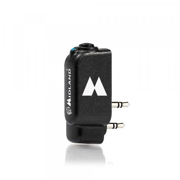 Aντάπτορας Bluetooth για πομποδέκτες με 2pin WA DONGLE-M Midland