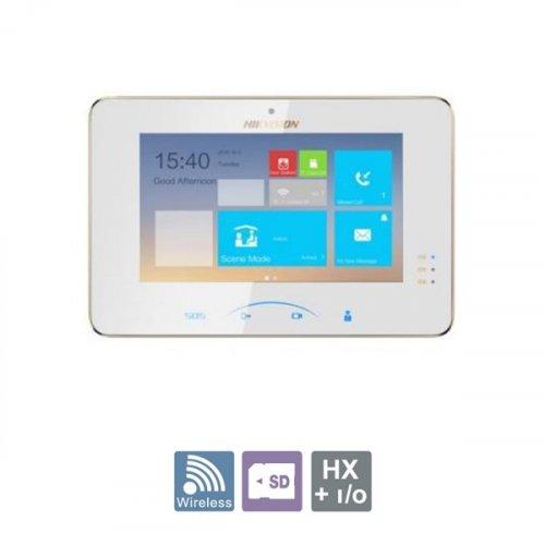Δικτυακό μόνιτορ θυροτηλεόρασης DS-KH8301-WT Hikvision