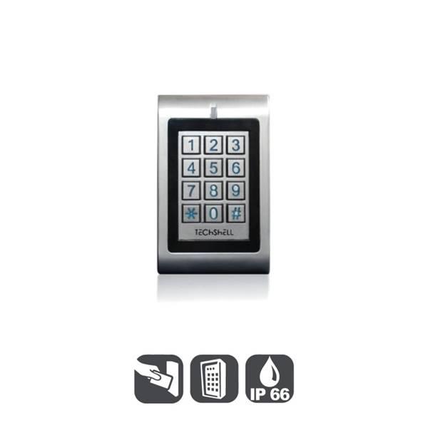 Αυτόνομο σύστημα ελέγχου πρόσβασης  με πληκτρολόγιο κάρτα proximity & 2 εξόδους ρελέ K1w