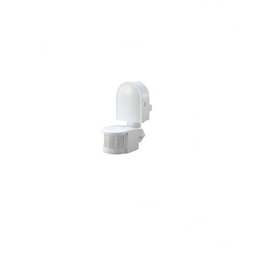 Ανιχνευτής κίνησης λευκός 1200W 240V 180° ST10F IP44 Starlux