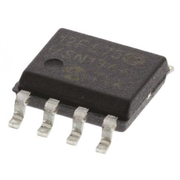IC micro PIC 12F629-I/SN SO-8 SMD
