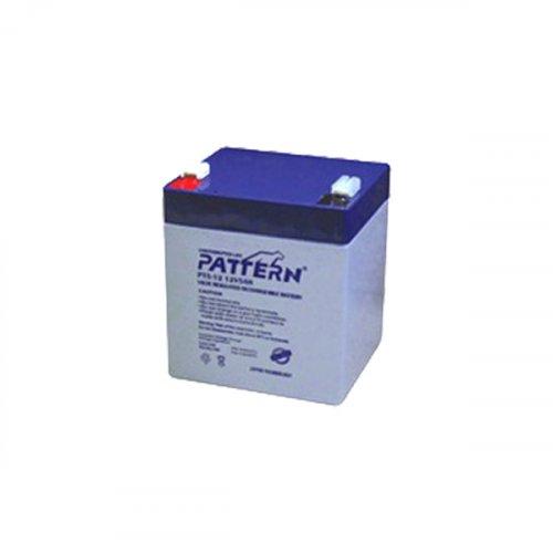 Μπαταρία 12V 5.0Ah μολύβδου PT5.0-12 Pattern