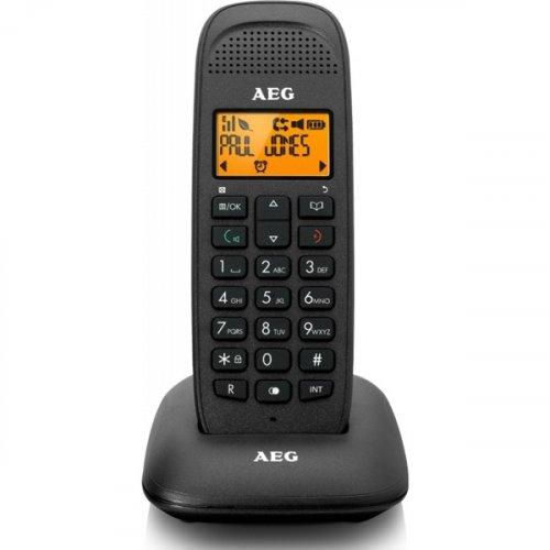 Τηλέφωνο ασύρματο μαύρο D81 Voxtel AEG