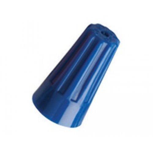 Τερματικά καλωδίων βιδωτά 2.5mm² P2 μπλε HVP