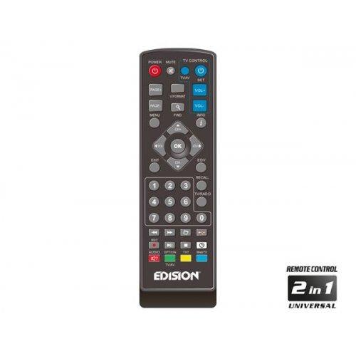Τηλεxειριστήριο DVB-T EDI-RCU 1 Learn Edision