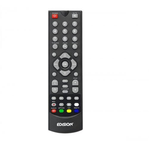 Τηλεxειριστήριο DVB-T EDI-RCU PROGRESSIV nano plus Edision