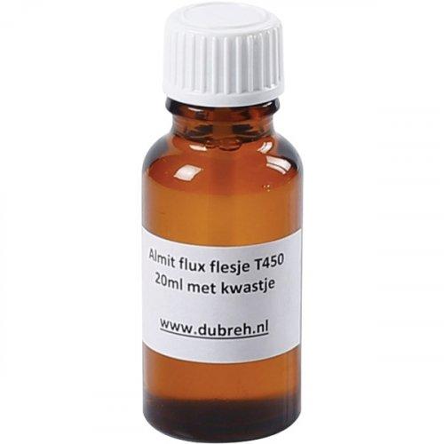 Υγρό flux για κολλήσεις 20cc SMD-FLUX1