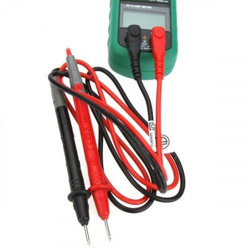Αμπεροτσιμπίδα ψηφιακή με φακό mini AC MS2008A Mastech