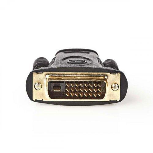 Αντάπτορας DVI-I αρσενικός (24+1p) -> HDMI θηλυκό CVGP34912BK nedis