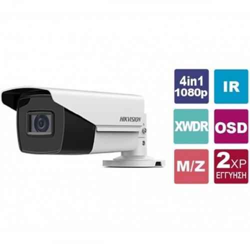 Κάμερα Bullet 2.7~13.5mm IP67 Turbo-HD 2MP DS-2CE16D3T-IT3F Hikvision