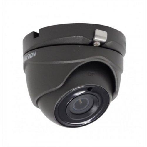 Κάμερα Dome IR 3.6mm IP67 Turbo-HD 1080p Γκρί DS-2CE56D8T-ITMF Hikvision