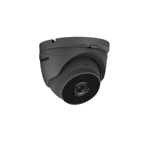 Κάμερα Dome IR 2.8~12mm IP67 Turbo-HD 1080p Γκρί DS-2CE56D8T-IT3Z Hikvision