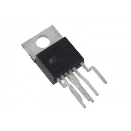 IC Off-Line Quasi-Resonant Flyback Switching Regulator TO-220 STRW6052S Sanken Electric