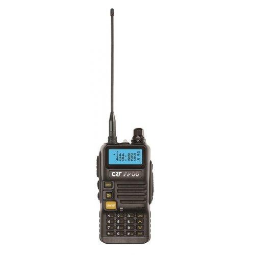 Πομποδέκτης φορητός VHF/UHF CRT FP 00