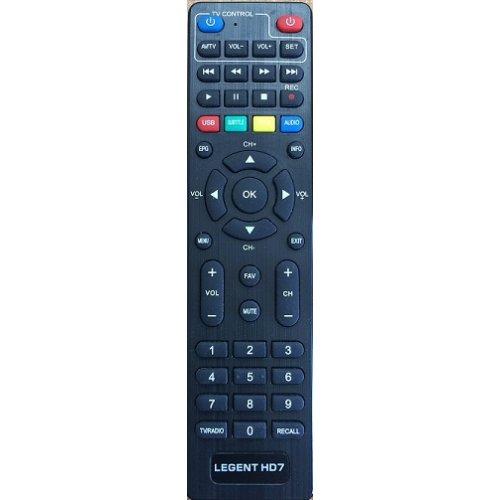 Τηλεχειριστήριο DVB-T HD 7 legent