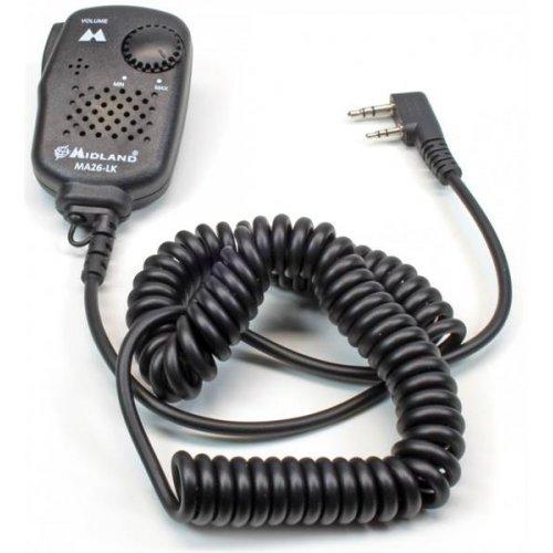 Μικρομεγάφωνο MA26 LK Type 2 pin Kenwood