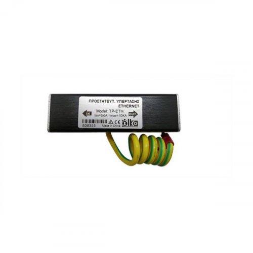 Προστατευτικό υπέρτασης RJ45 Ethernet (8/20μs) 10KA TP-ETH