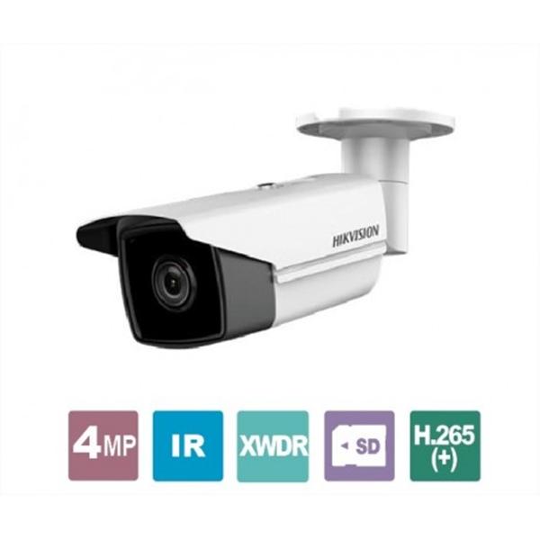 Κάμερα Bullet 4.0mm Easy IP 3.0 IP67 4MP DS-2CD2T45FWD-I8 Hikvision