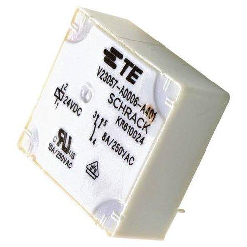 Relay mini 24V DC 8A SPDT V23057-A0006-A201 Tyco schrack