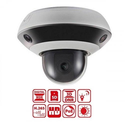 Κάμερα Speed Dome 2.8~12mm Easy IP PanoVu 2MP DS-2PT3326IZ-DE3 Hikvision