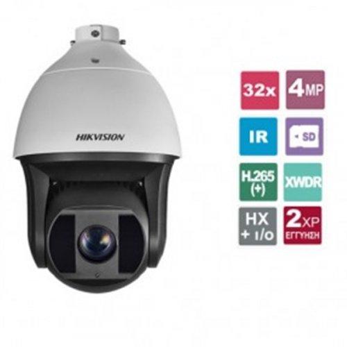 Κάμερα Speed Dome 4.8~153mm Easy IP 3.0 4MP DS-2DE5432IW-AE Hikvision