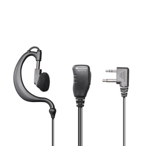 Μικρομεγάφωνο Type 2 pin MA-21 Li ICOM ALAN MIDLAND