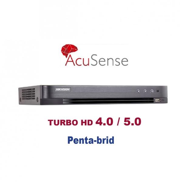DVR 8 καναλιών Turbo-HD 4.0 4MP lite iDS-7208HQHI-M1/S Hikvision