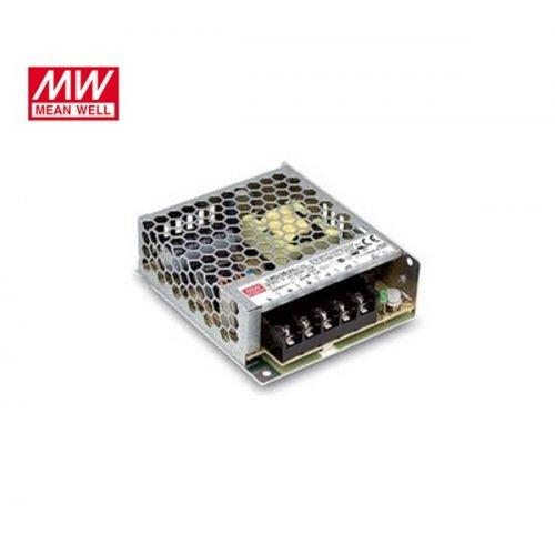 Τροφοδοτικό switch 230V IN -> OUT 12VDC 35W 3A κλειστού τύπου ultra mini LRS35-12 Mean Well