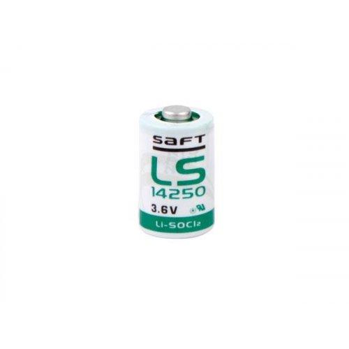 Μπαταρία Λιθίου 3.6V T04/8 1/2 AA 1200mAh Li-Ion LS14250 με κεφαλάκι SAFT