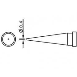 Μύτη κολλητηριού ΑΤ800 0.4S για τον σταθμό AT90DH Atten