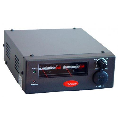 Τροφοδοτικό 230V->0-24VDC 35A switching ρυθμιζόμενο πάγκου AV-5035-Z Telecom
