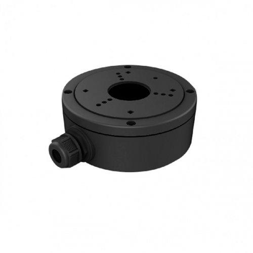 Βάση τοίχου - κουτί διακλάδωσηςγια κάμερες Dome μαύρο DS-1280ZJ-S Hikvision