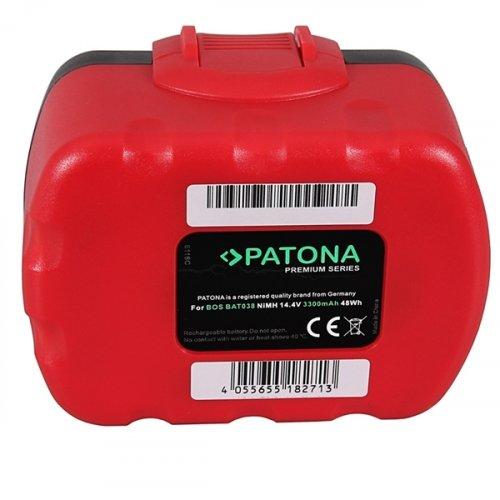 Μπαταρία εργαλείων 14.4V 3300mAh για Bosch PT6118  PATONA