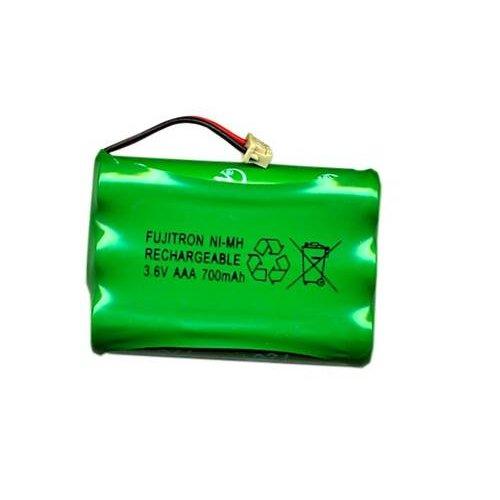 Μπαταρία pack 3 pcs x AAA 3.6V 700mAh Ni-Mh με samsung plug Code S Fujitron