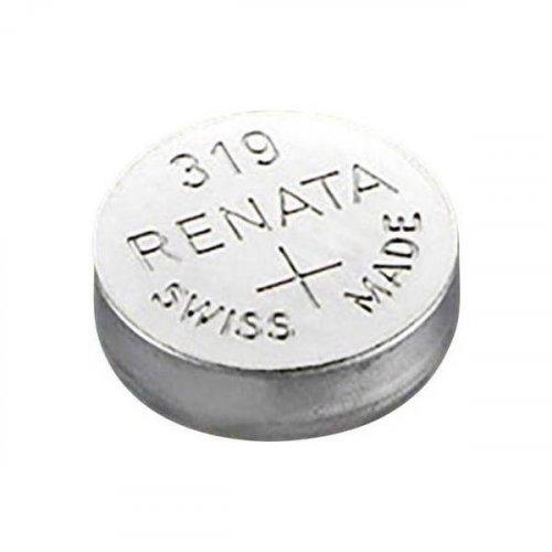 Μπαταρία κουμπί Silver Oxide L/D 1.55V 319 Renata