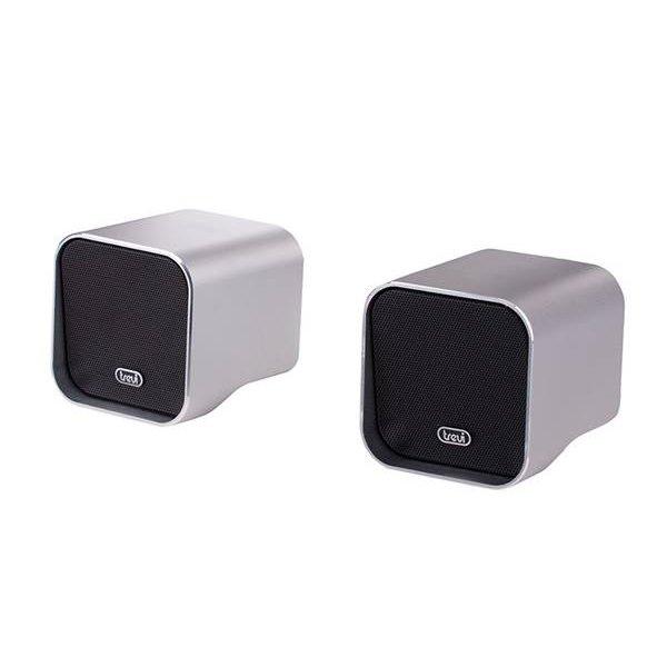Ηχεία mini 60w Bluetooth SH 8420 BT σετ Trevi