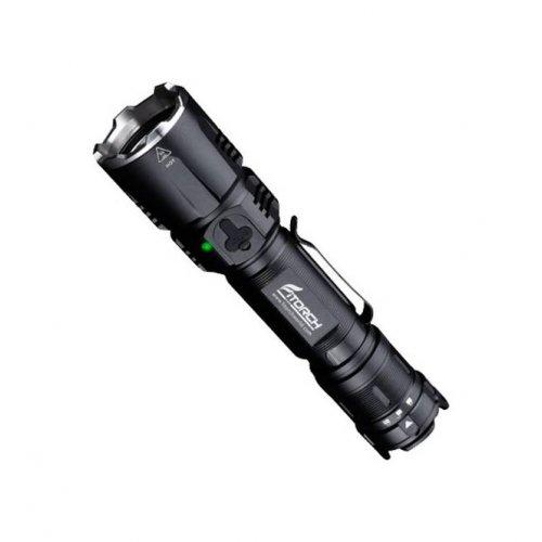 Φακός Led 1 x 3,7v 18650 1800Lumen IPX-8 MR26 Fitorch