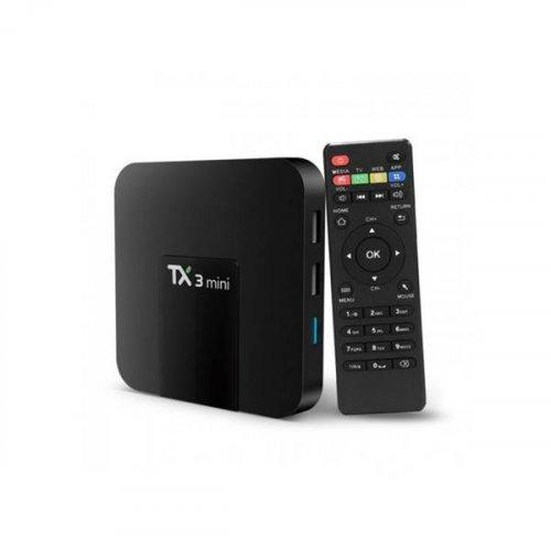 Media Player 4k H.265 Android Box  8.1 TX3 mini