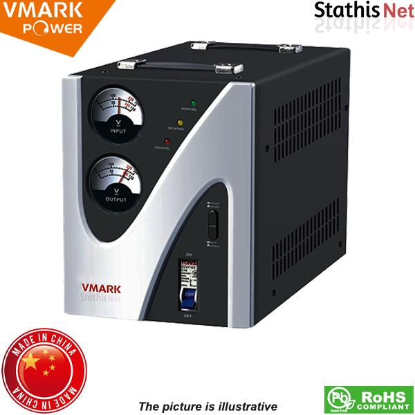 Σταθεροποιητής αναλογικός relay 3000VA RM-02 VMARK