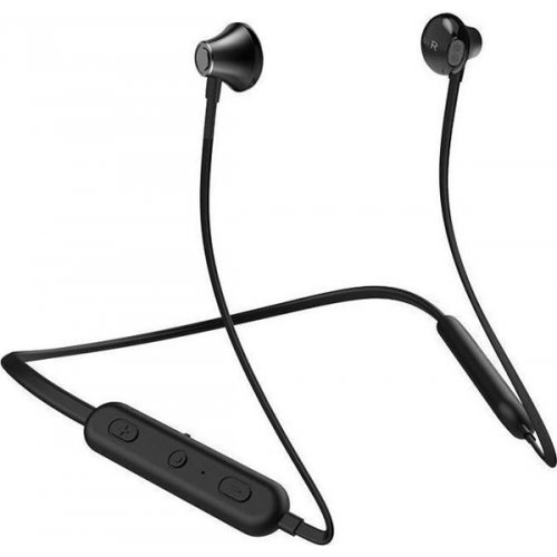 Ακουστικό bluetooth In-Ear Magnetic Lock μαύρο BE23 Borofone