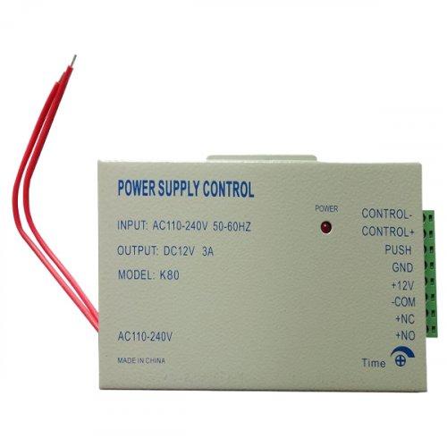 Τροφοδοτικό για Access control PSU-ACR Realsafe